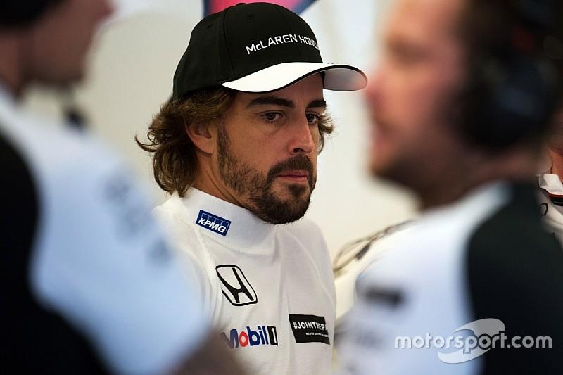 Fernando Alonso provoca nueva