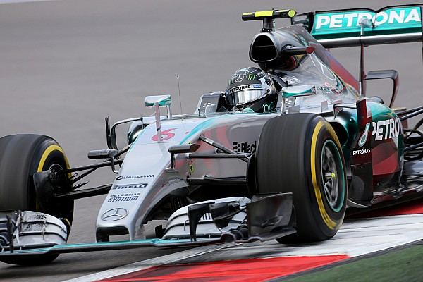 "Formula 1 Breaking news Rosberg: Mercedes becoming one of F1 history's ""big"" teams"