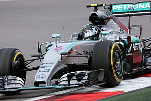 "Rosberg: Mercedes becoming one of F1 history's ""big"" teams"