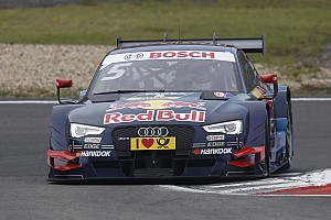 DTM Preview Ekstrom relying on Wehrlein to hit trouble at Hockenheim