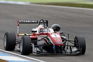 Formel-3-EM Qualifyingbericht 17. Saison-Pole für Formel-3-Dominator Felix Rosenqvist
