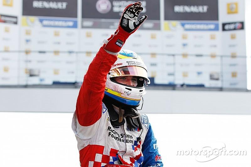 Rowland gana en Jerez y supera el récord de Sainz