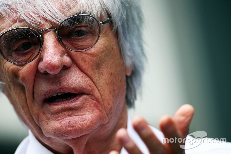 伯尼:F1没有民主可言