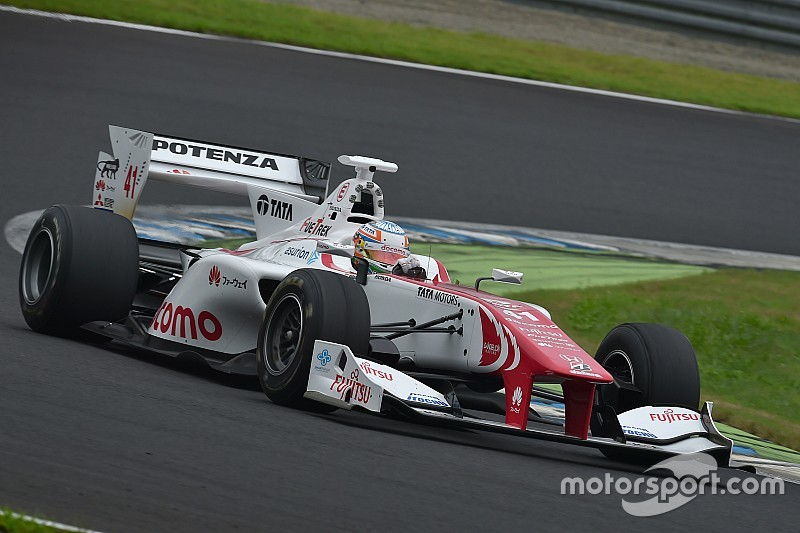 Karthikeyan determined to end Super Formula season on high