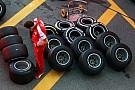 F1 planea una nueva política de neumáticos en 2016