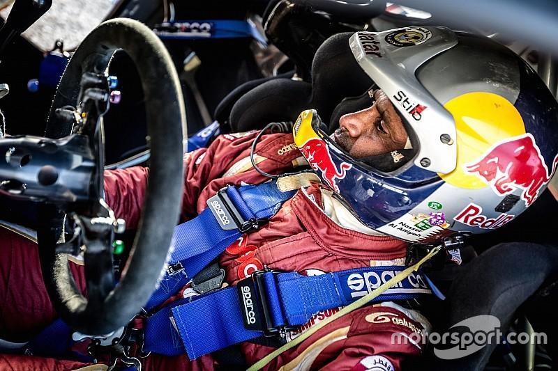 ناصر العطية سيُشارك في الجولة الأخيرة من بطولة العالم للسيارات السياحيّة في قطر
