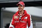 Vettel apoya la decisión de Ferrari con el cambio de motor