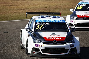 WTCC Preview A date with destiny for José María López?
