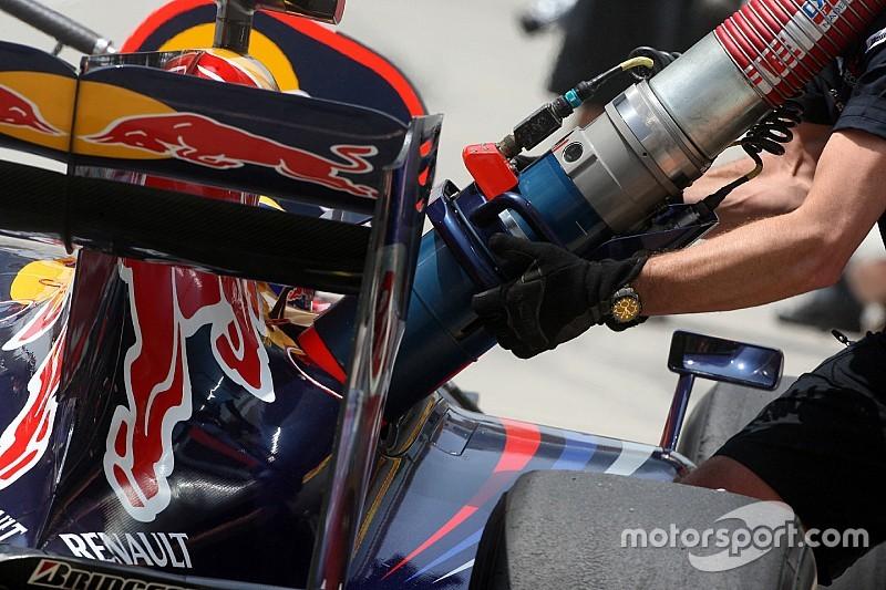 عودة التزوّد بالوقود في الفورمولا واحد قد تساعد خطّة المحرّكات
