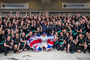 Formula 1 Special feature Gallery: Lewis Hamilton's road to becoming three-time world champion