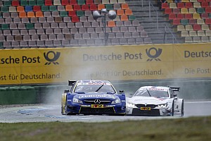 DTM Breaking news Paffett: BMW won manufacturers' title with