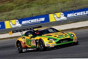 Asian GT Press release Aston Martin wins GT Asia Series