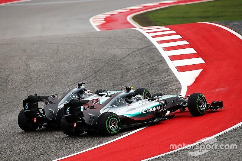 Hamilton: No need to discuss Turn 1 clash with Rosberg