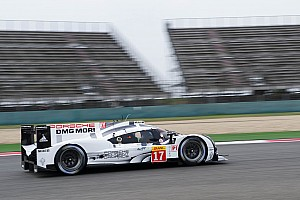 WEC Practice report Shanghai WEC: Hartley keeps Porsche on top in final practice