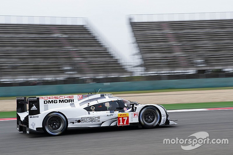 Shanghai WEC: Hartley keeps Porsche on top in final practice