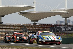 WEC Race report 6 Hours of Shanghai - Ferrari of Bruni and Vilander secures podium finish