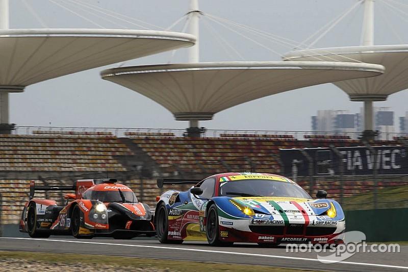 6 Hours of Shanghai - Ferrari of Bruni and Vilander secures podium finish