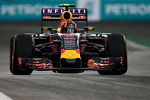 Formula 1 Race report Fourth and fifth and a respectable number of points for Red Bull on the Mexican GP