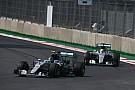 Análisis: Cómo Rosberg puso a Hamilton en su lugar en México