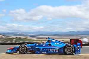 IndyCar Breaking news Ganassi confirms Kanaan, NTT Data return in 2016