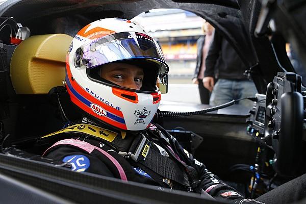 European Le Mans Breaking news Alex Brundle gets LMP3 drive with United Autosports