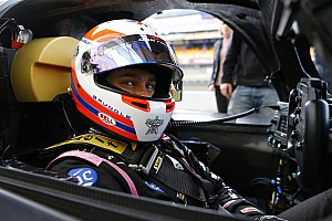 European Le Mans Breaking news Alex Brundle gets LMP3 drive with United Autosports