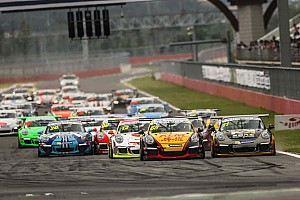 Porsche Breaking news Carrera Cup Asia to make V8 Supercars appearance