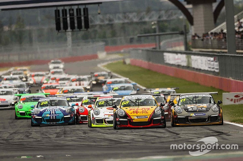 Carrera Cup Asia to make V8 Supercars appearance