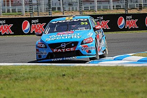 V8 Supercars Practice report Caruso, McLaughlin top Friday practice sessions