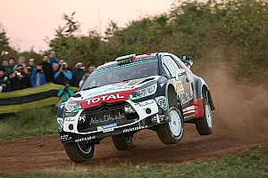 WRC Preview Citroën Racing ready for final sprint in Wales
