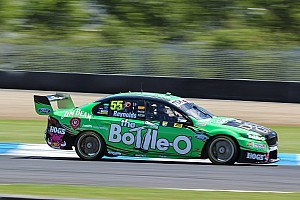 Supercars Race report Reynolds wins Race 29 after Lowndes crashes out