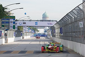 Formula E Breaking news Di Grassi: Malaysia was toughest Formula E race yet