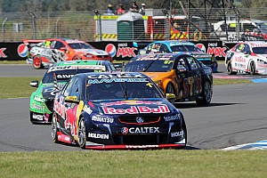 Supercars Race report Whincup wins Race 30 and takes Jason Richards Memorial Trophy