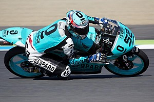 Moto3 Breaking news Kent seals Moto3 title despite Oliveira victory
