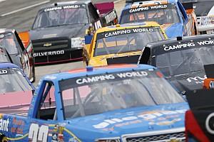 NASCAR Truck Breaking news Chase-like format being considered for NASCAR Trucks