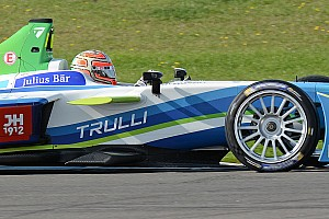 Formula E Breaking news Formula E would help Trulli seek new owner