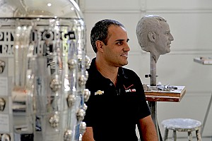 IndyCar Breaking news Montoya to unveil likeness on Borg-Warner Trophy in December