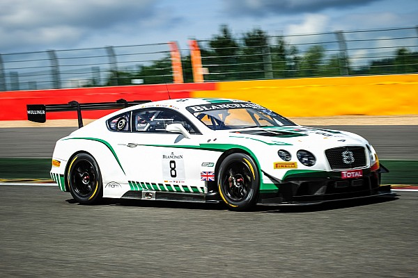 GT Breaking news Bentley to enter two cars in Sepang 12 Hours