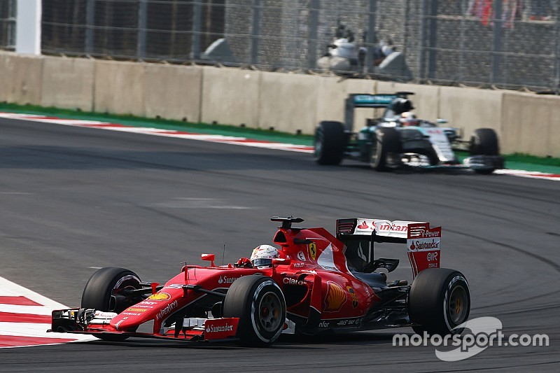 Vettel aims to win final two races of 2015