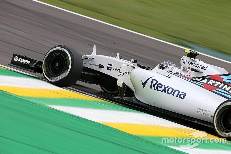 博塔斯被罚巴西大奖赛退后三位起步