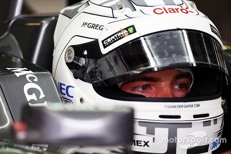 Giedo van der Garde wordt Pirelli F1-testrijder