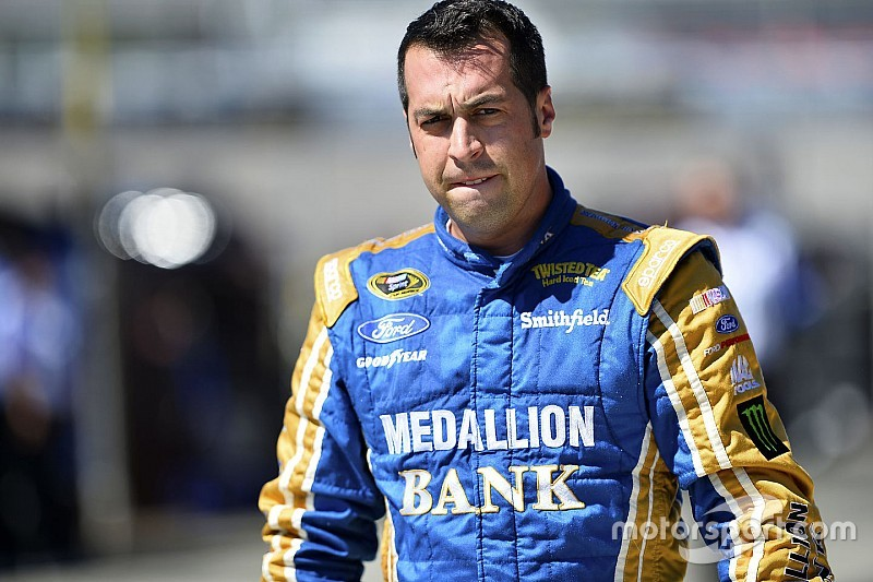 Richard Petty confirms Hornish is out at the end of 2015
