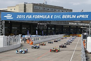 Formula E Breaking news Exclusive: Berlin Formula E race threatened by refugee crisis