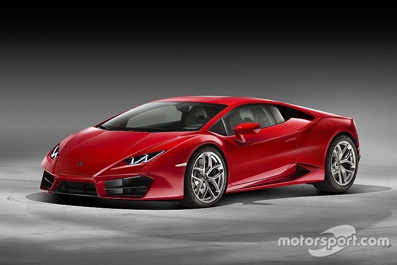 Lamborghini maakt komst Huracán met achterwielaandrijving officieel