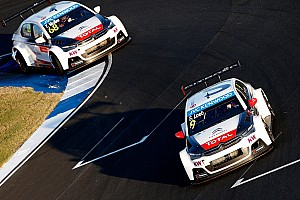 WTCC Breaking news Citroen to pull out of WTCC after 2016