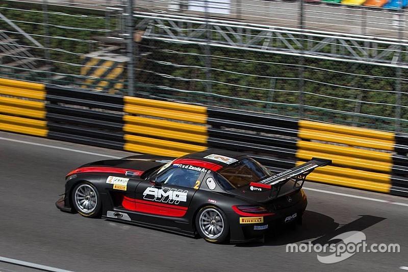 FIA GT World Cup: Van der Zande begint weekend met snelste tijd
