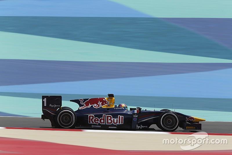 Gasly verslaat Vandoorne in GP2-kwalificatie Bahrein