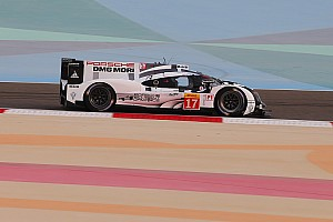 WEC Practice report Bahrain WEC: Hartley sets electrifying pace in final practice