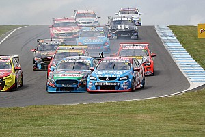 V8 Supercars Breaking news Driver's Eye View: Phillip Island