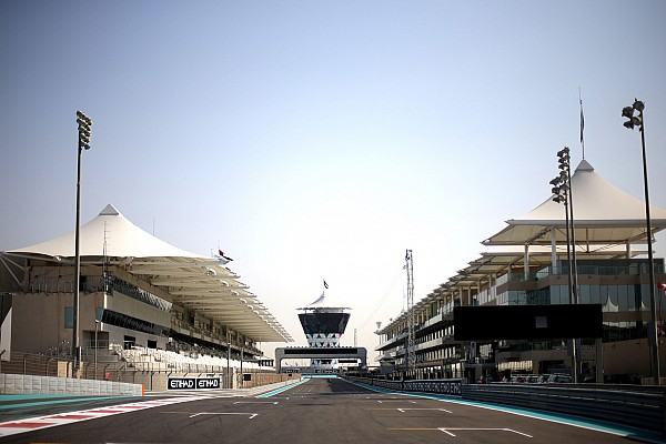Formula 1 Full Abu Dhabi Pirelli F1 test line-up revealed